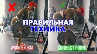 ПРАВИЛЬНАЯ ТЕХНИКА УПРАЖНЕНИЙ Jason Poston - Бодибилдинг Мотивация