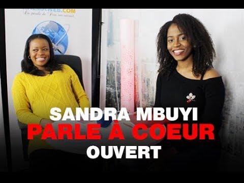 Sandra Mbuyi -  A Coeur Ouvert