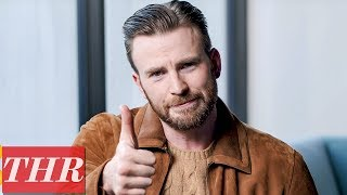 Chris Evans Shares Last Day on Set of 'Avengers: Endgame,' Favorite Emoji & More! | THR