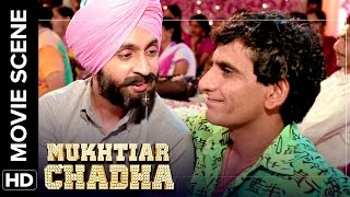 Diljit Slaps A Local Don | Mukhtiar Chadha | Movie Scene