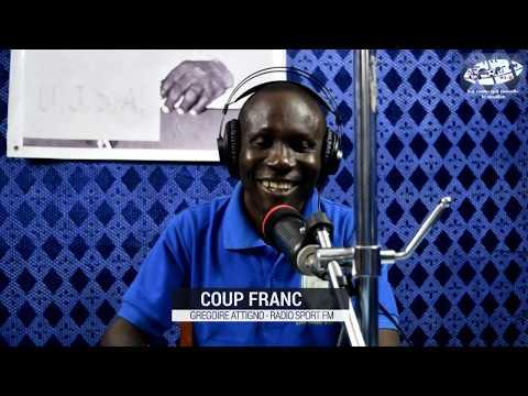 SPORTFM TV - COUP FRANC DU 17 OCTOBRE 2019 PRESENTE PAR GREGOIRE ATTIGNO