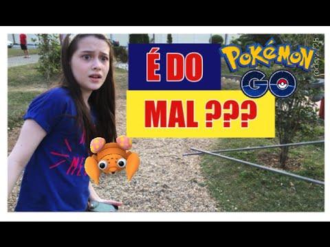 POKEMON GO É DO MAL?