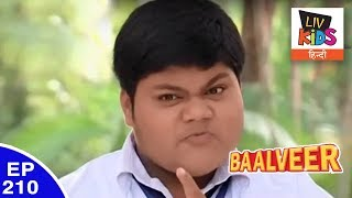 Baal Veer - बालवीर - Episode 210 - Montu Bullies Manav