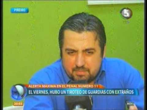 C5 2002 Cococcioni, piden traslado de Cantero a carcel federal