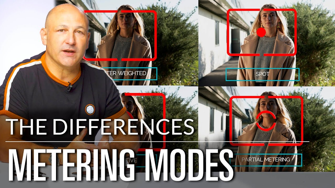 Are camera metering modes limiting your creativity? + Why I don't use them!! 📷