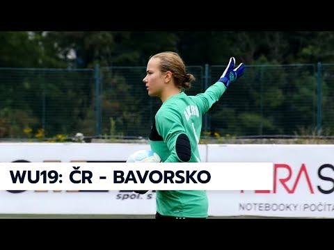 WU19: Česká republika - Bavorsko 1:2 (1:1)