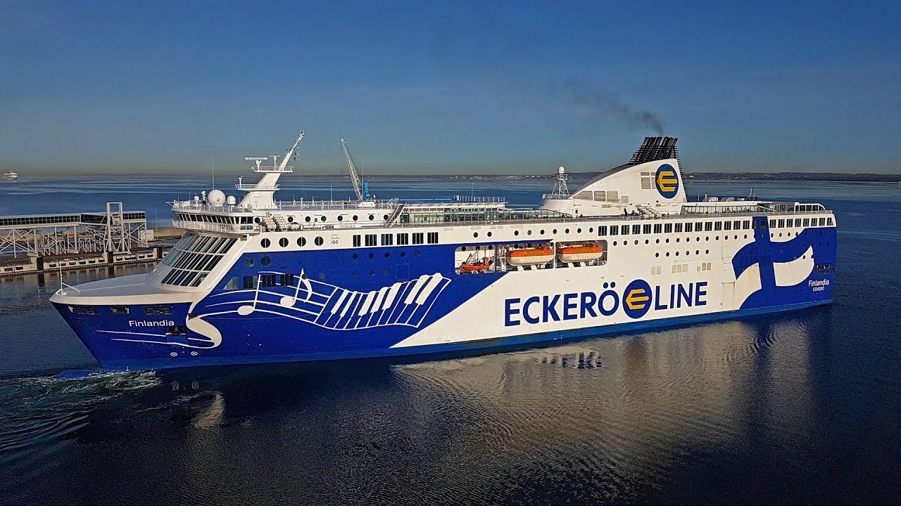 Eckerö Line Helsinki Tallinn