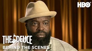 Meet Tariq Trotter aka Reggie Love | The Deuce | HBO