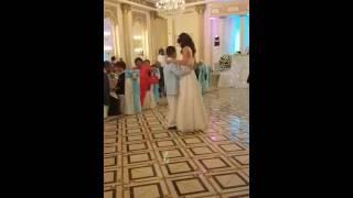 Самый зажигательный и веселый танец невесты и брата. Алдияр и Кундыз