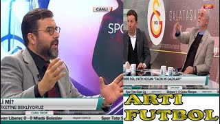 Artı futbol Beşiktaş Fenerbahçe  Galatasaray Emer Bol , Turagay Demir, Evren Turhan