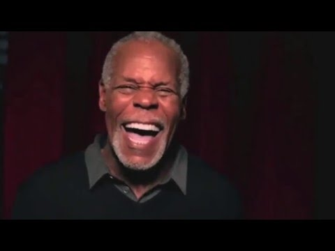 Danny Glover can't stop laughing about PBA