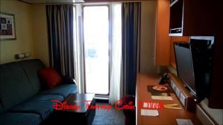 Disney Fantasy Cabin 10166 (category 5e)