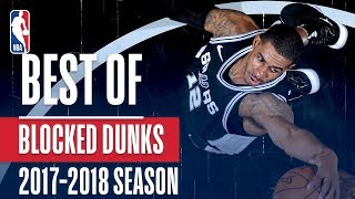 No Dunk Is Safe | 2017-2018 NBA Season