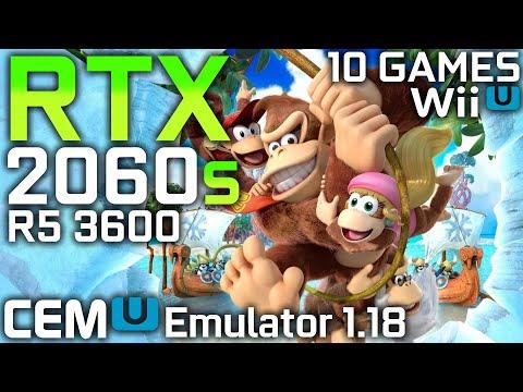 CEMU Emulator 1.18.0