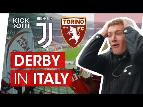 Juventus vs Torino: The Oldest Derby in Italy's Serie A