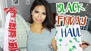 Black Friday Haul! | Belinda Selene