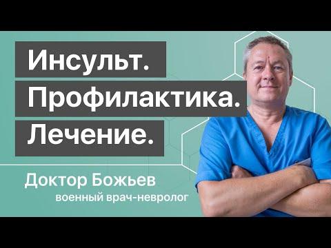 Инсульт головного мозга | Профилактика инсульта и восстановление