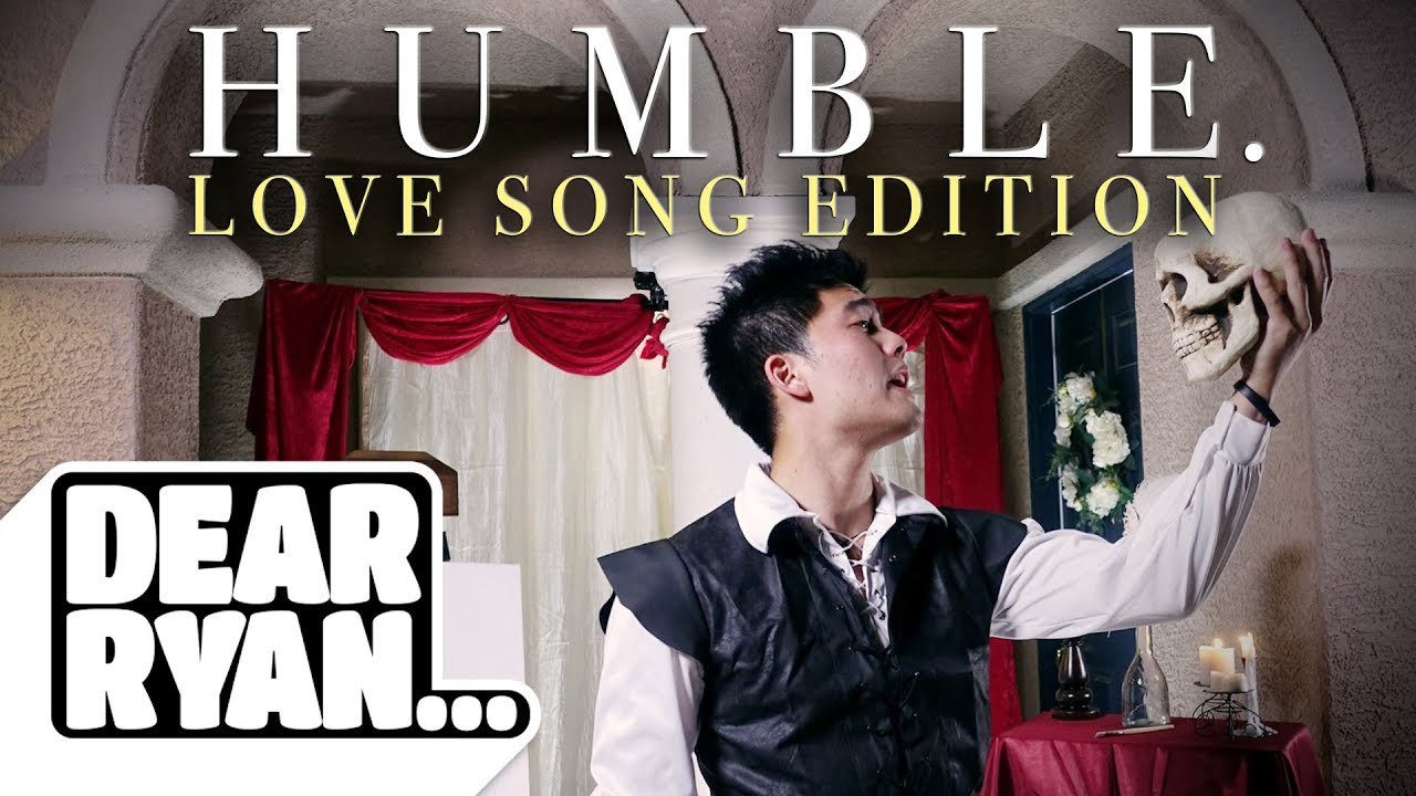 """Humble"" Parody! (Love Song Edition)"