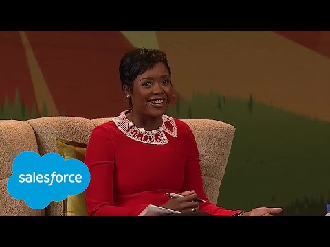 Being Color Brave: A Conversation with Mellody Hobson
