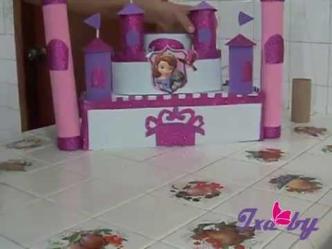 Castillo Princesita Sofía - YouTube