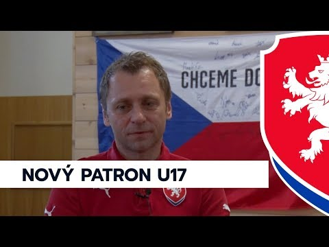 U17 Ivo Ulich představuje roli patrona