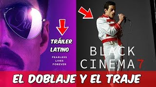 ¿AUDIO LATINO del Tráiler de Bohemian Rhapsody? El Traje de Rami, Sam Jones, Flash Gordon