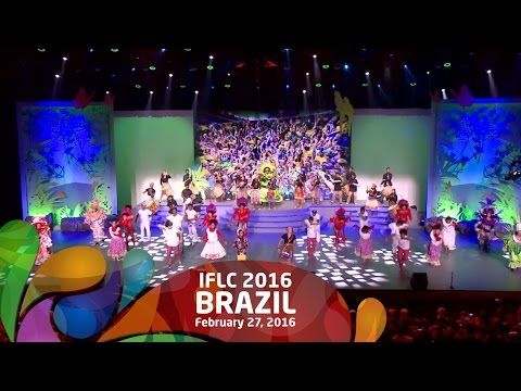 IFLC 2016 - BRAZIL (BRASIL) - Colours of the World - 1080p HD Broadcast Full Version