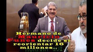 🔴 Hermano de Mauricio Funes es director de BCIE en El Salvador