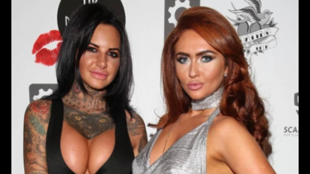 Youtube Jemma Lucy and Chantelle Connelly nudes (16 images), Paparazzi