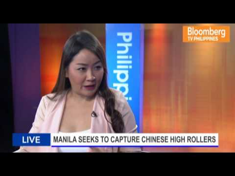 STARTING GATE | INTERVIEW WITH MARGARET HUANG ON OKADA MANILA