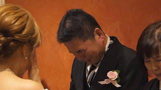 ヴォヤージュドゥルミエール 京都七条迎賓館での撮って出しエンドロールです。 花束贈呈までで制作しました。 https://tottedashi-endroll.com/