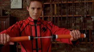 Power Rangers Jungle Fury - Welcome to the Jungle - Training Weapons