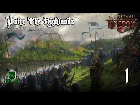 A HUMBLE LITTLE HAMLET! Medieval Kingdom Wars Campaign (PART 1)