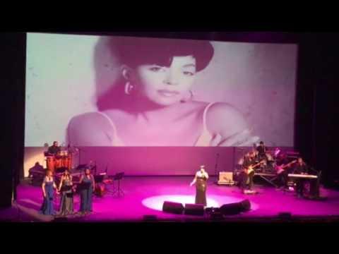 Vanessa Jackson canta Anita Baker (Sweet Love) - Show Black Divas
