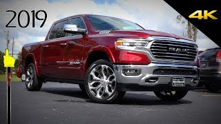 2019 RAM 1500 Longhorn Part 1- Ultimate In-Depth Look in 4K