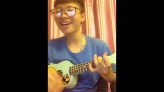 Cơn gió lạ - ukulele cover