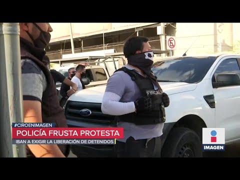 Protestan por detenidos en disturbios de Guadalajara | Noticias con Ciro Gómez Leyva