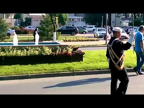 US NAVAL FORCES EUROPE BAND în SLATINA
