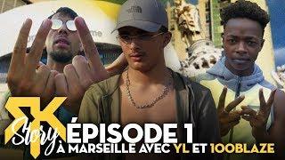 RK Story #1 - À la découverte de Marseille avec YL et 100blaze