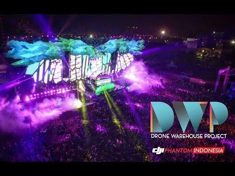 "#DWP2015 ""Drone Warehouse Project Aftermovie"" // DJI Inspire 1 Lowlight"