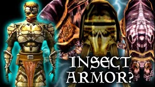 HOW does it WORK? - Chitin Armor & Weapons - Elder Scrolls Lore