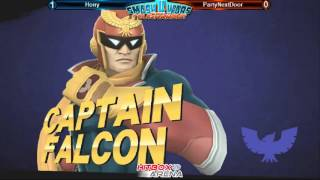 Smash 4 Wars 44 - Hony (Ganondorf) vs PartyNextDoor (Falcon) Loser's Bracket thumbnail