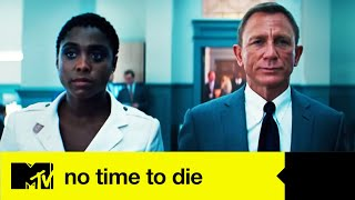 NO TIME TO DIE Official Trailer MTV Movies
