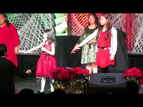 "NHLV Children Ministry Special ""Happy Birthday Jesus"" (Cover) 12-17-17 (12PM Service)"