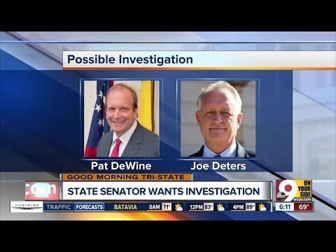 State senator calls for investigation of Prosecutor Joe Deters, Supreme Court Justice Pat DeWine