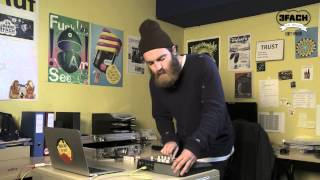 Radio 3FACH Live Session #3 | Chet Faker - Cigarettes And Chocolate