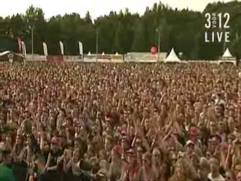 KEANE - THE LOVERS ARE LOSING & EVERYBODY`S CHANGING @ Live Pinkpop 09