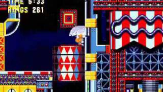 Sonic 3 & Knuckles (Tails) : Part 6 - Knuckles Has a Stupid Grin