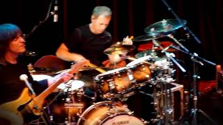 Dave Weckl Solo - live with Mike Stern (HD)