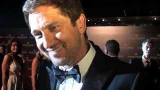 Gerard Butler and Kajol visit Dubai